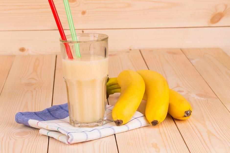 Banane i kikiriki - proteinski shake
