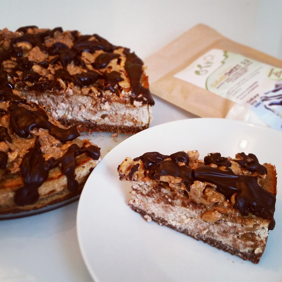 Snickers torta