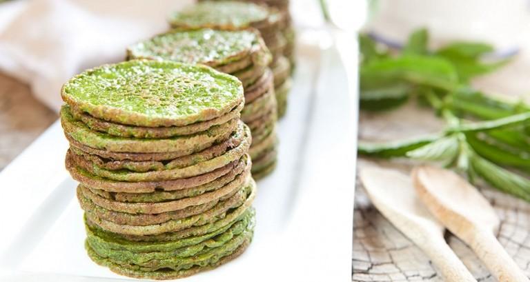 zelene palačinke