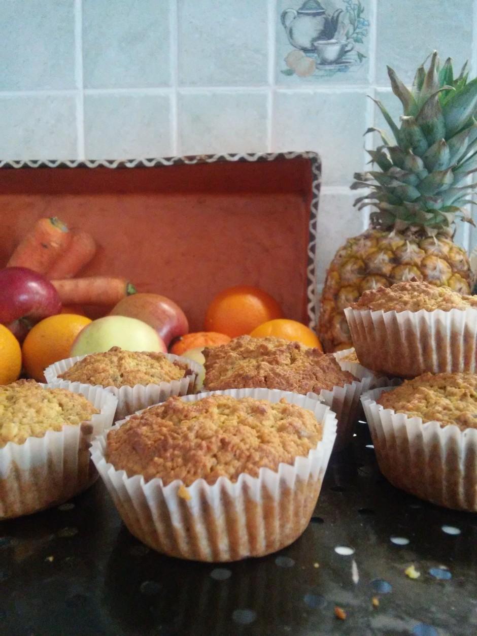 korenčkovi muffini