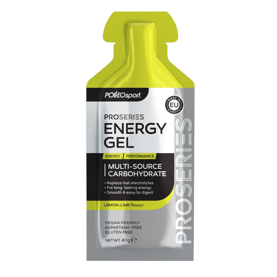 Energy gel Lemon lime (002)