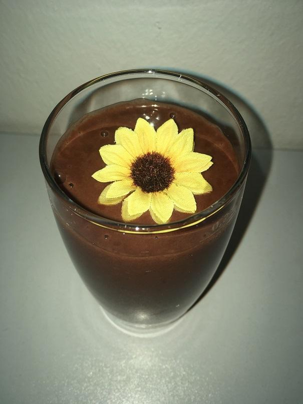Čokoladni smoothie1