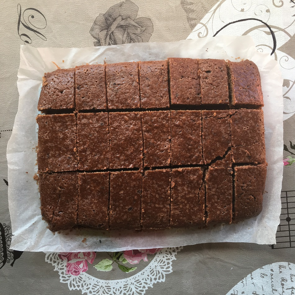 Zdrav brownie